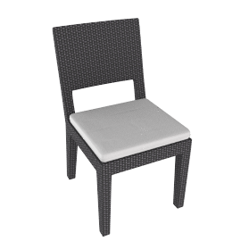Ollie Dining Side Chair - Pearl.Grey