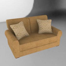 Romsey Medium Sofa, Beige