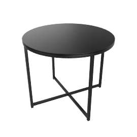 House by John Lewis Skip Round Side Table
