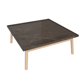 Carve Coffee Table Square 800