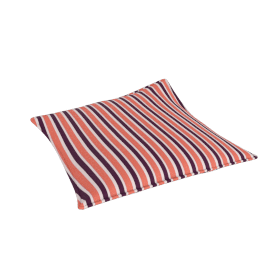 Square Outdoor Bean Bag, Stripe