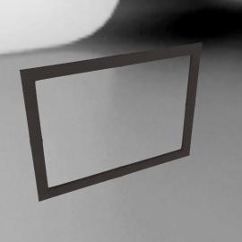 Belgravia Leather Mirror