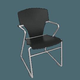 Egoa Armchair - Leather