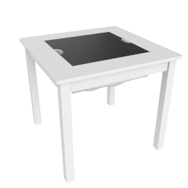 Andy's Chalkboard Table