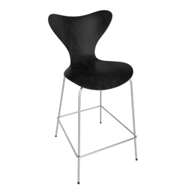 Series 7 Barstool - Painted Beech