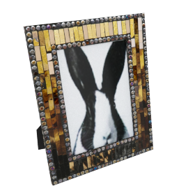 Moen Mosaic Photo Frame - 4x6 inches