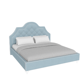 Arabesque Bed - 180x210 cms