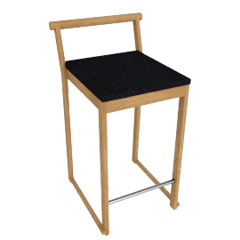 Party bar stool by A2