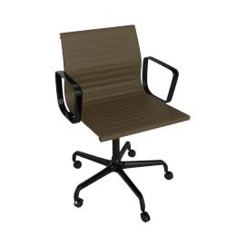 Eames® Aluminum Management Chair with Pneumatic Lift