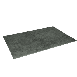 Indulgence Reversible Bath Mat - 60x90 cms, Green