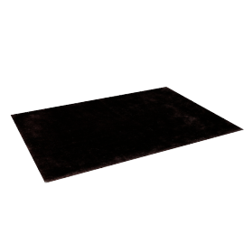 Glory Shaggy Rug - 160x230 cms, Brown