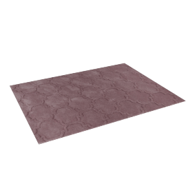 Sienna Rug - 120x160 cms, Purple