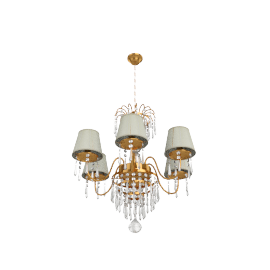 Eternity 6-light Chandelier