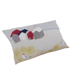 Beach Scene Cushion