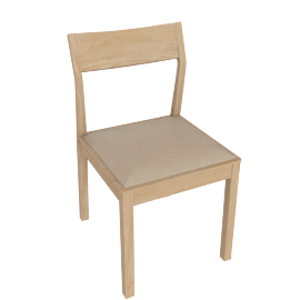 Profile Chair, Oak
