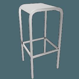 20-06 Barstool Upholstered