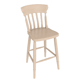 Cecile Bar Chair, Oak