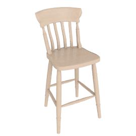 Cecile Bar Chair, Oak
