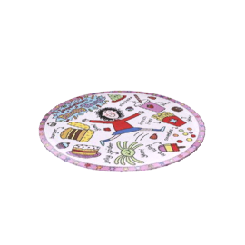 Portmeirion Totally Tracy Cake Plate