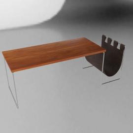 Index Table, dark brown