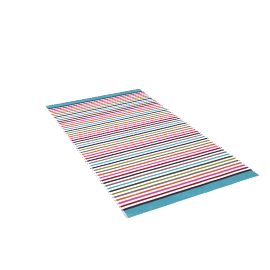 Bold Stripe Beach Towel