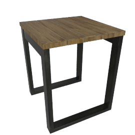 Jeff End Table
