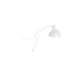 Mantis BS2 Wall Lamp, White