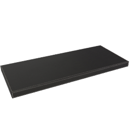 Betrib/Downlow Shelf, Black