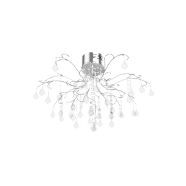 Callisto Semi Flush Ceiling Light