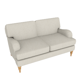 Penryn Small Sofa  , Darwen Natcoal
