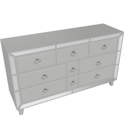 Majestic 8-Dawer Dresser