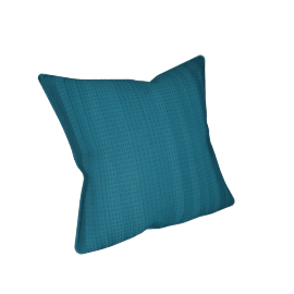 Eternity Cushion Cover - 45x45 cms, Blue