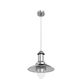 Barrington Ceiling Pendant, Steel