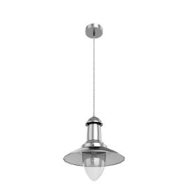 Barrington Ceiling Pendant, Steel