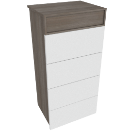 Giorgia 5-Drawer Chest