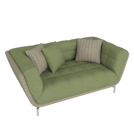 Cyprus 2-seater Sofa