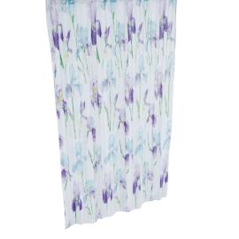 Iris Shower Curtain - 240x180 cms