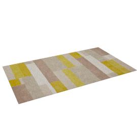 Grid Rug, 140x80cm, Fennel