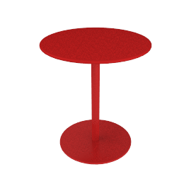 polka Side table