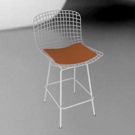 Bertoia Barstool with Seat Pad