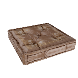 Ogie Floor Cushion - 60x60x12 cms