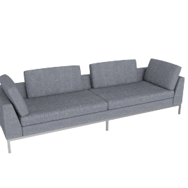 Virginia sectionable sofa