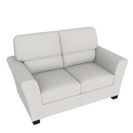 Lexi 2 Seater Grey