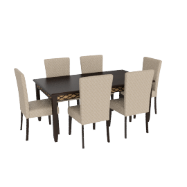 Juno 6-seater Dining Set