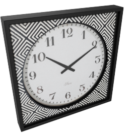 Montage Wall Clock