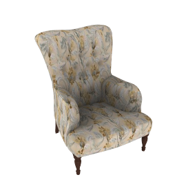 Titania Armchair, Rococo