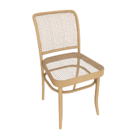 Hoffman Side Chair, Natural