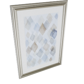 Parallel Diamond Twin Pack Picture Frame - 50x70x1.4 cms