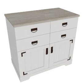 Leon Chest of Drawers