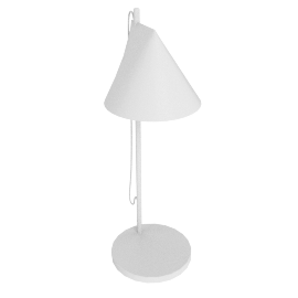 Yuh Table Lamp, White
